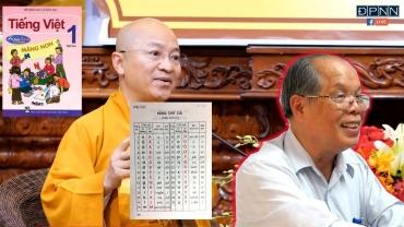 Góc nhìn Phật giáo 24: Cách Đánh Vần Mới Trong Cải Cách Tiếng Của Công Nghệ Giáo Dục24