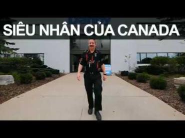 Siêu nhân của Canada