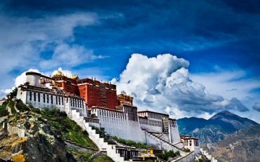 Ký sự: Những nẻo đường Tây Tạng - Chùa Hoằng Pháp