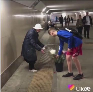 Một hành động đẹp